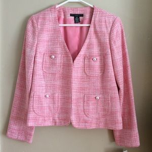apostrophe Spring Tweed Career Blazer, 10P